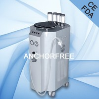 Water Oxygen Jet Skin Lifting Machine with 4 Bottles (W900)