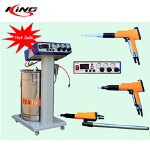 powder coat spray gun