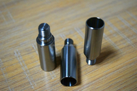 Custom OEM Stainless Steel Tube Small spare parts by CNC machined