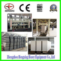 Full automatic AAC block machine made by Hengxing / Autoclaved Aerated Concrete Making Plant