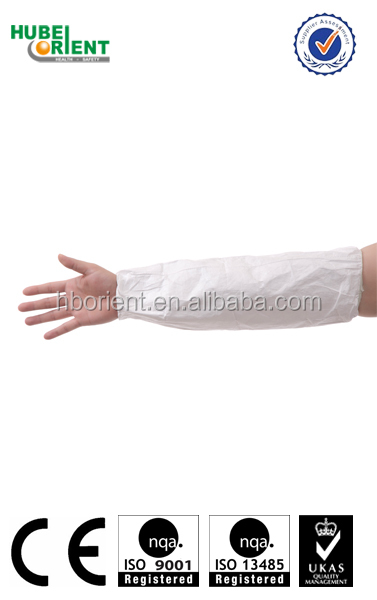 Hot Sale Breathable Tyvek Oversleeves
