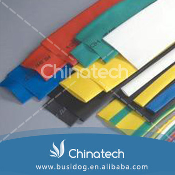 high quality 3:1 Colorful Heat shrink sleeve 12.7 diameter