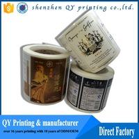 full color printing return address sticker paper,self adhesive return address label stickers