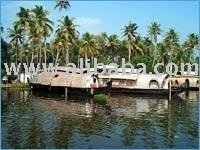 Best Tourism Projects - Kerala Backwater Tour service