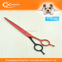 Colored Pet Hair Cutting Scissors Beauty Salon Tools
