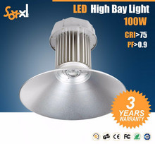 High Lumen E40 Cool White Internal Driver 100w led high bay light