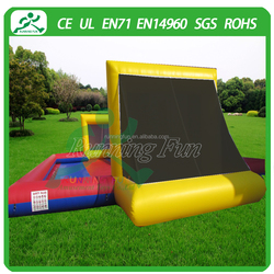 2016 best selling inflatable football field,inflatable football player,inflatable football pitch