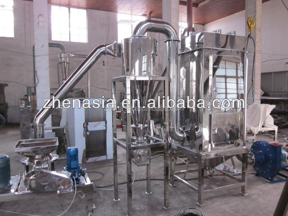 Fine powder industrial stainless steel sugar pulverizer mill for sale