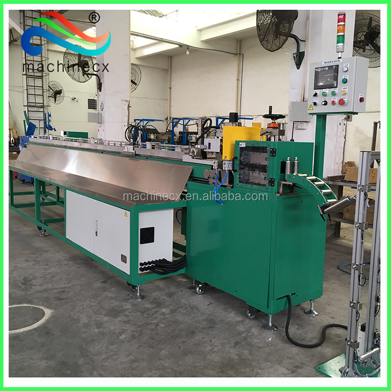 High precision cutting machine for rubber hose