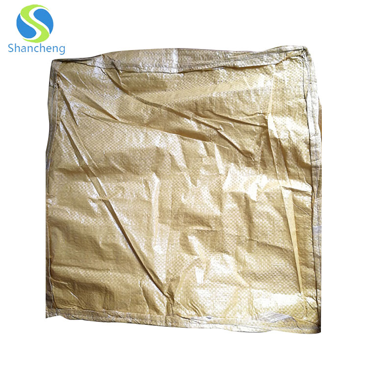Wholesale pp woven bag sack 25kg rice bag with logo