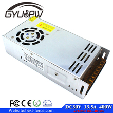 Variable DC30V 13.5A 400w Switching Power Supply 110v 220v AC-dc 30v USP for LED SMPS AC to DC