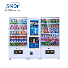 Mechanism School Supplies Refrigerator Automatic Drink Candy Industrial Kids Robotic Recycle Vending Machine For Milk