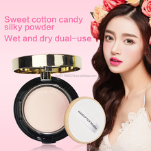 2017 Through sliding dry powder Waterproof Concealer foundation makeup