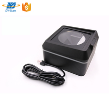 Omni Directional 1D/2D Scanner Ticketing Barcode Reader Desktop Auto Sense 2d barcode scanner