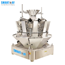 SW-M10 weigher for beans,rice,white sugar vertical automatic packing machine