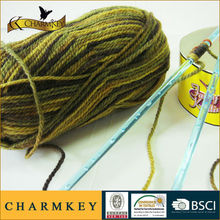 100% cashmere yarns knitting wool
