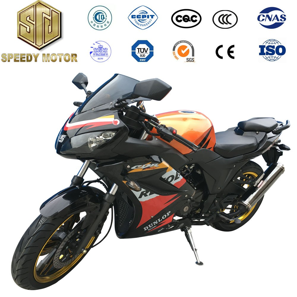 2017 BEST SELLING SPORTS RACING MOTORCYCLE WITH ENGINE 300CC/250CC/200CC/150CC AND POPULAR DESIGN