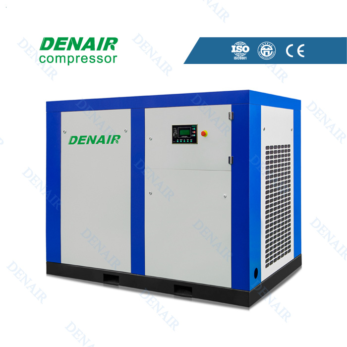 Top 10 china manufacturer 75 hp direct driven screw air compressor