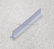 BT01 T shape pvc seal strip waterproof strip for shower room
