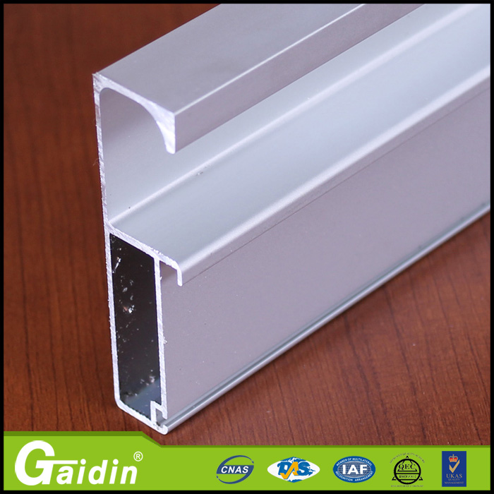glass door aluminum profile for kitchen cabinet