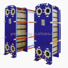 Oil cooler, plate heat exchanger, Marine Engine