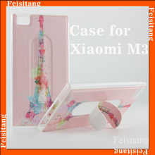 TPU creative Phone Case for Xiaomi M3 Soft Back Cover