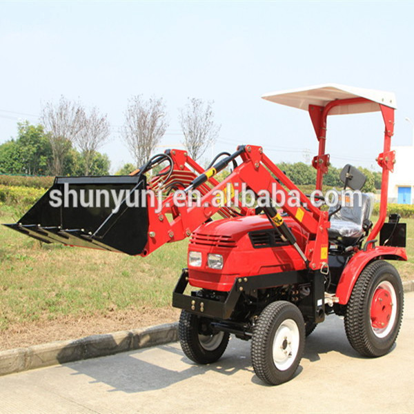 farm compact crawler tractor cultivator for sale by owner
