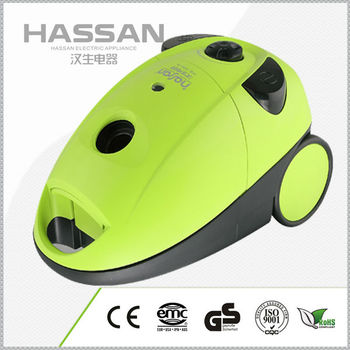 HASSAN 2L bag CE,GS,ROHS vacuum cleaner