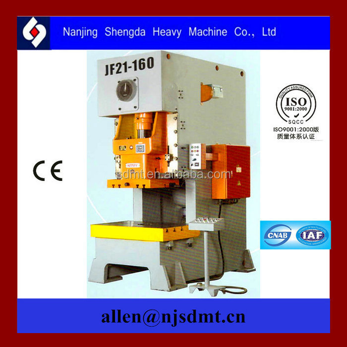 Stable Performance Durable 630KN CNC Pipe Punching Machine