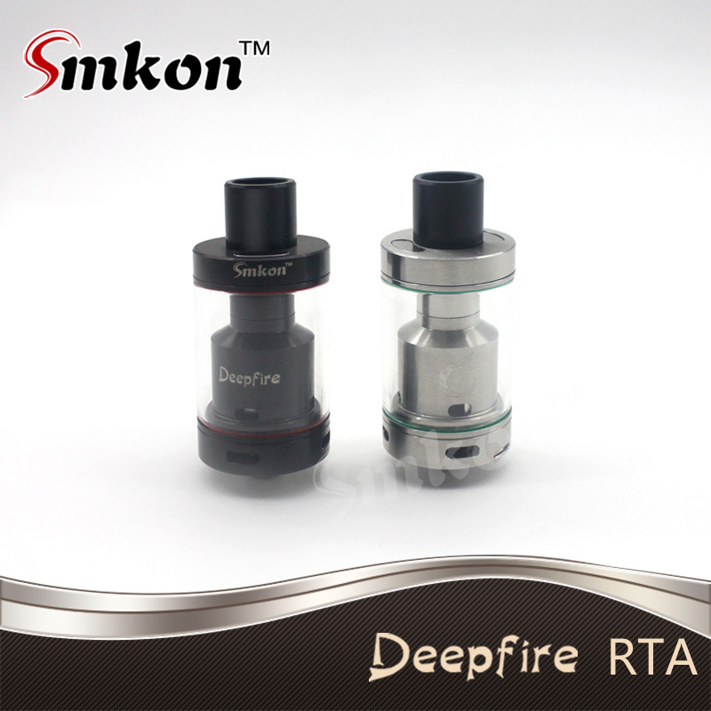 Direct insertion rta vaporizer exo e-cigarette lipstick vaporizer cigarette