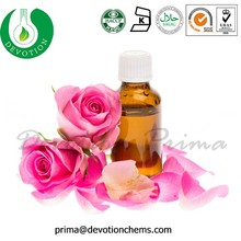 Pure Natural Organic Rose Essential Oil