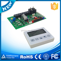 split type heat pump,cycle heating controller pump pcb