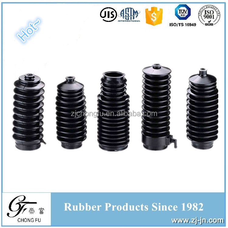 Hot Sale Customized TS16949 Rubber Engine Exhaust Bellow