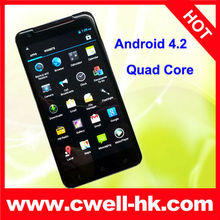 China cheap Star X920 Android 4.2 5.0 IPS screen MTK6589 Quad Core Android Phone