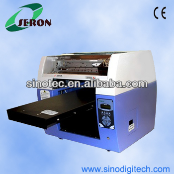 Superior a3 multifunction digital flatbed printer, eco-solvent flatbed printer a3, a3+ flatbed printer