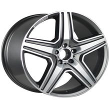 17 18 inch aluminium amg replica alloy wheels MG colour 5 holes PCD 112 on sales