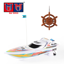 new arrival mini speed water cooling system brushless rc boat for children