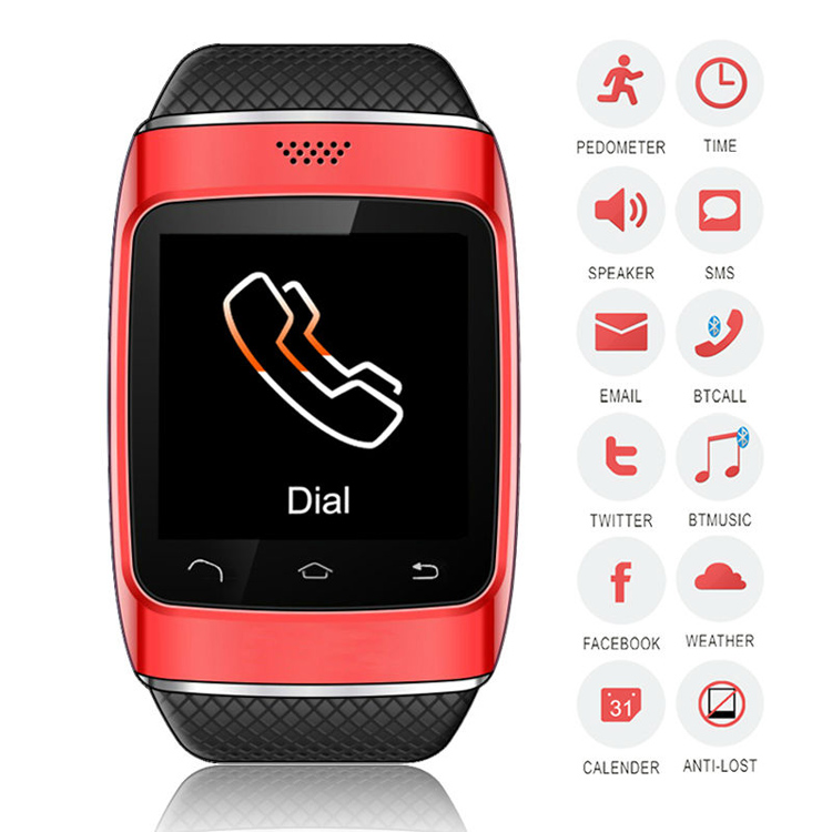 1.54 inch Touch Screen Hand Bluetooth Fashion Watch Mobile Phone