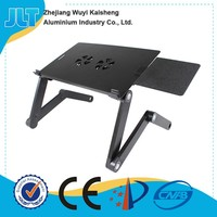 Best seller foldable laptop lap desk sit stand desk