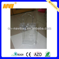 clear plastic wine bottle bags(NV-PV070)