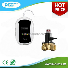 Professional Independent gas leak detector /Alarm system with Semiconductor sensor