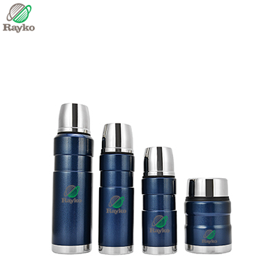 350ml/500ml/600ml/800ml four different size double wall stainless steel vacuum bottle