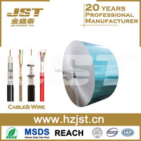 Cable Shield And Building Material Blue