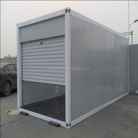 8'*16' Self Storage Container units