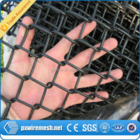 Diamond shaped playground chain link fence for garden decoration