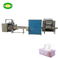 High speed automatic facial tissue machine production line