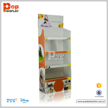 tall free display rack ,tall display stands ,paperboard cupboard