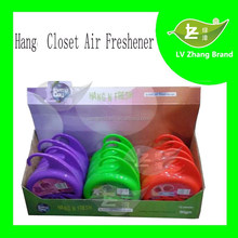 High Quality and Effective Hanging Closet Solid PDCB Toilet Air Freshener deodorant Block