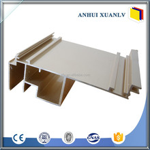 Reliable aluminum door and window system profile