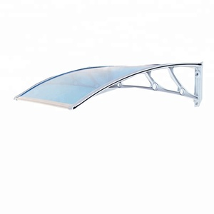 China high quality cheap price aluminum bracket outdoor canopy window rain awning